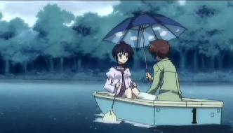 茉莉&依人 ボート
