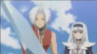 心剣:氷雪剣