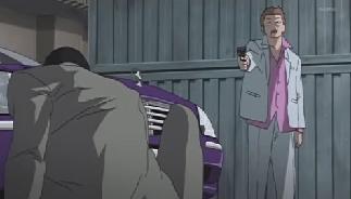 ケンジ 銃構え