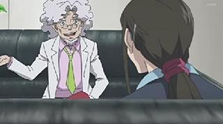 霧原・シュレイダー博士 面会