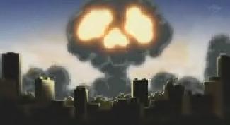 ドクロ雲2