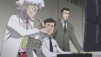 博士 カウントダウン