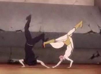 カポエラーダンス