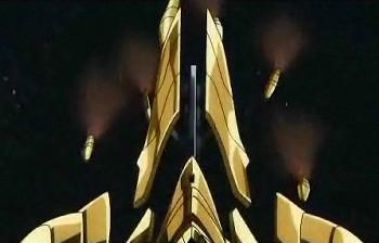 金色 ファング搭載
