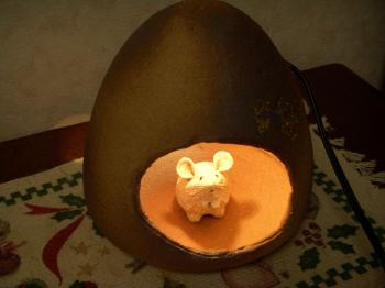 ねずみのランプ
