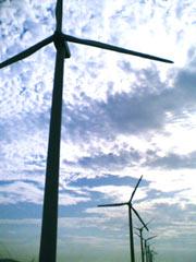 ひびきの風車