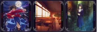 劇場版「空の境界」主題歌CD限定版特典ポストカード