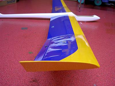 主翼平面度