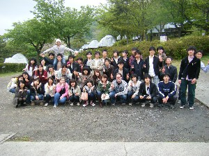 新歓合宿 4