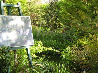 モネの庭10