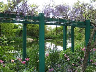 モネの庭21