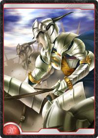 傭兵王国の馬騎士