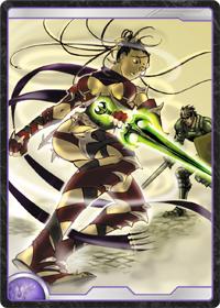 月公国の疾風剣士