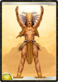 太陽神の信奉者