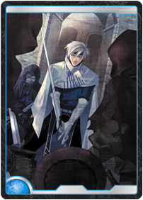 魔法王国の細身剣の剣士