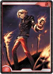 炎の嵐『バンデール』