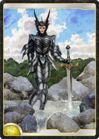 泉の騎士『エルネート』 - EX