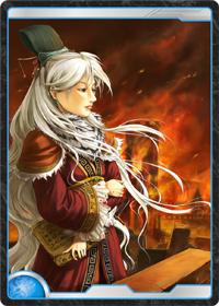 白虎の指揮官『ロザリィ』