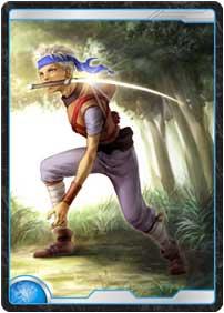 俊足の剣士