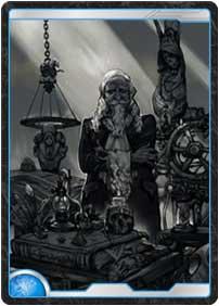 練達の魔術師