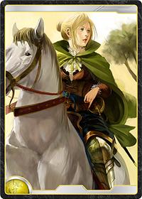 騎士隊長『イレース』