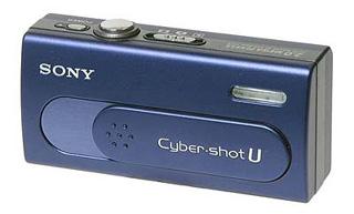 Cyber-shot U40