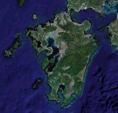 九州byGoogleMap