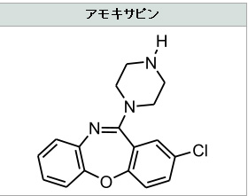三環系こう鬱剤(アモキサン)