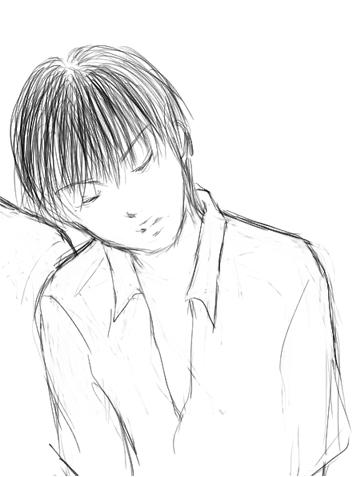居眠り海堂060614