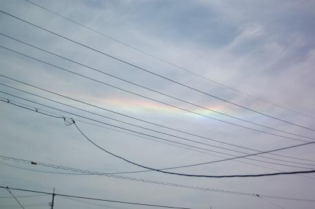 変わった虹