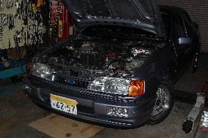 フォード シエラ コスワース