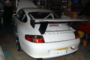 ポルシェ 996GT3
