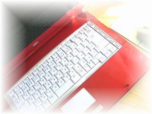 NECのノートPC