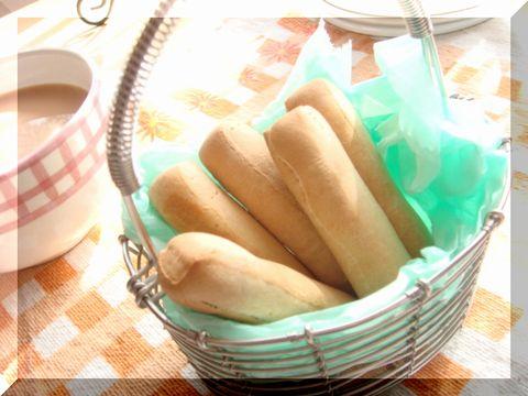 ダイエットクッキーパン&ルイボスチャイ