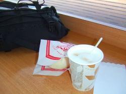 貧しい朝食