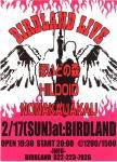 birdland live
