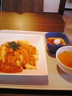 お昼御飯☆
