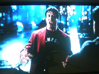 終始ロッキーのこのジャケットが気になった