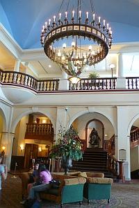 ホテル内2