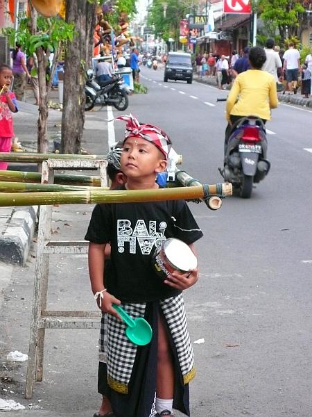バリの子供