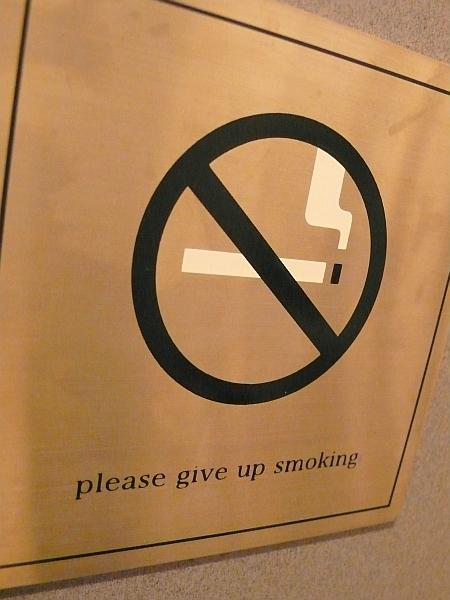 トイレ内にあったサインなのですが、、、