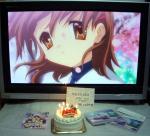 渚、誕生日おめでとう!