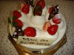 ひなケーキ6