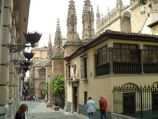 pass to Real Capilla de Granada & Catedral