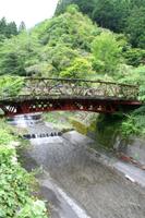 近くにあった橋。いいかんじです
