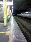 府中本町駅です。。。