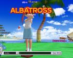 アルバトロス炸裂っ!!