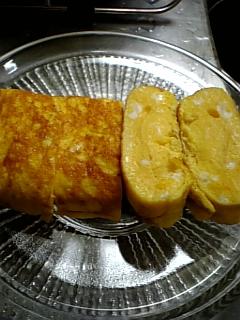 料理 4月18日の玉子焼き