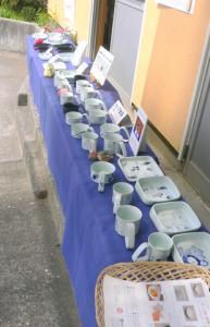 ミニミニ陶器市ブログ