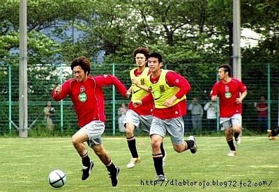 左は現在札幌にいる西谷正也選手